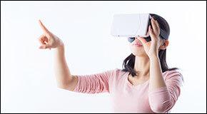 360度動画VR